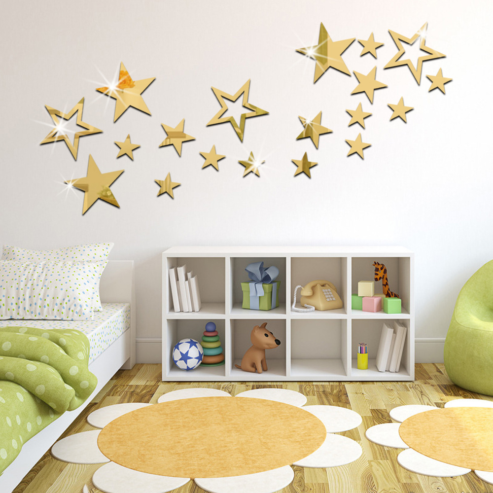 Kedode diy art shiny star wall stickers children mirror pattern kedode diy art shiny star wall stickers children mirror pattern paper ms361048 in wall stickers from home garden on aliexpress alibaba group amipublicfo Choice Image