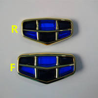 Emgrand EC7 Car Logo Car Emblem Blue With Black Original Car Parts