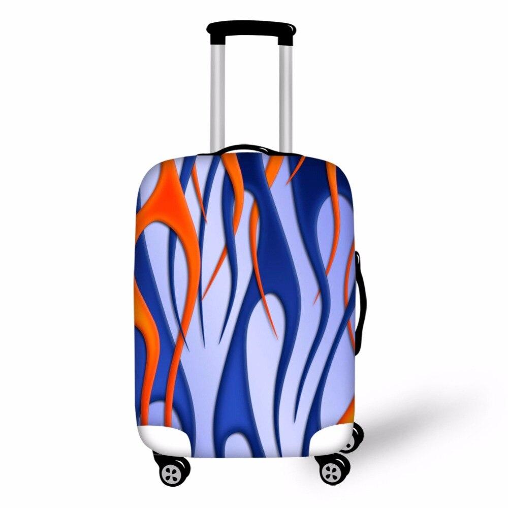 Forudesigns/модные печати Туристические товары Чемодан, чемодан защитная Чехлы для мангала для 18-33 дюймов Чемодан, эластичные Чехлы для мангала