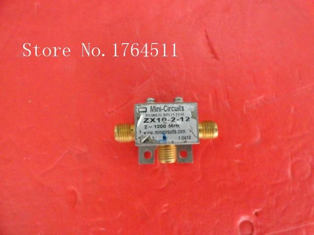 [BELLA] Mini 2X10-2-12 2-1200MHz A Two Supply Power Divider SMA