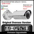 OEM DS-2CD2642FWD-IZS HIK Inglés Versión Varifocal IP POE Cámara de $ NUMBER MP P2P H264 Cámara de Red Bullet cámara CCTV Onvif HIKVISION
