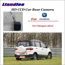 Liandlee Car Rearview Reverse Parking Camera For Changan olivet / HD CCD Rear View Backup Back