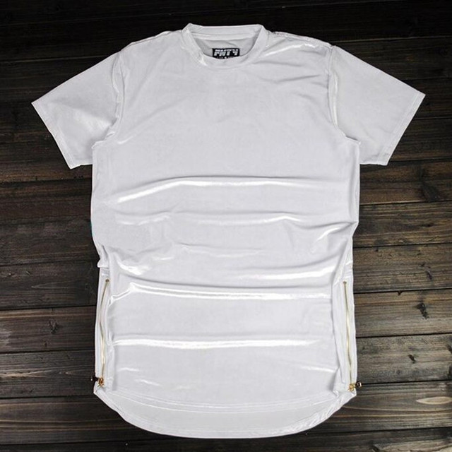 Urban Cut Velour Tee 4