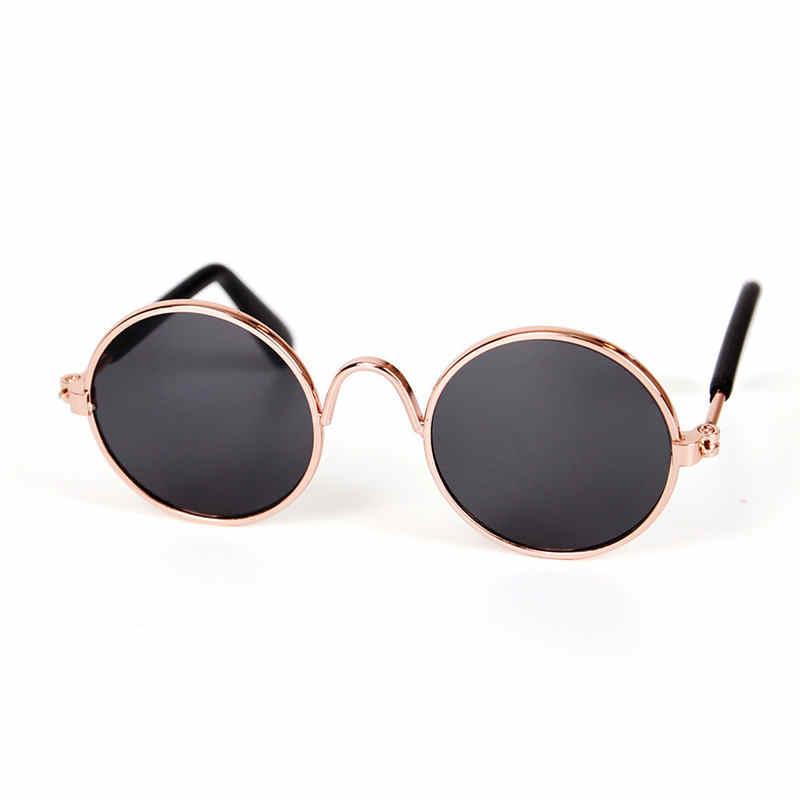 ペットの猫犬のファッションサングラスuvサングラス目の保護着用商品用ペットホット販売新しい到着夏ペットアクセサリー