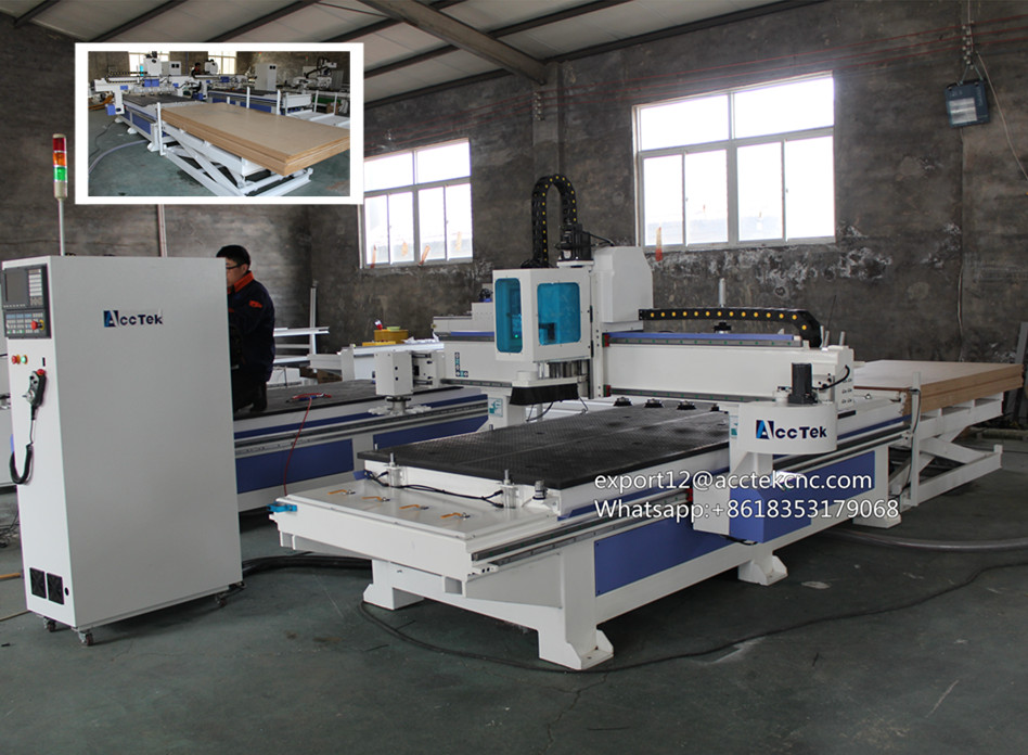 Produce industrial woodworking machine tools