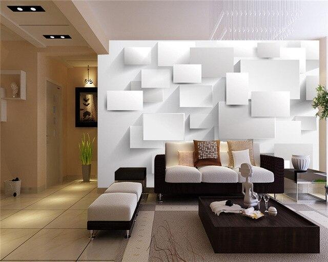 Modernen minimalistischen großes wandbild tapete