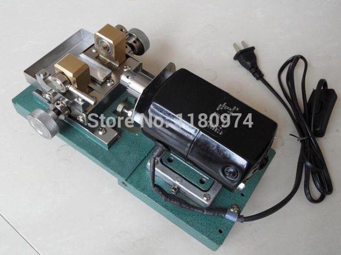 Jewelry beads shell jade agate drilling Punch Maker,220V Pearl Holing making Machine цена
