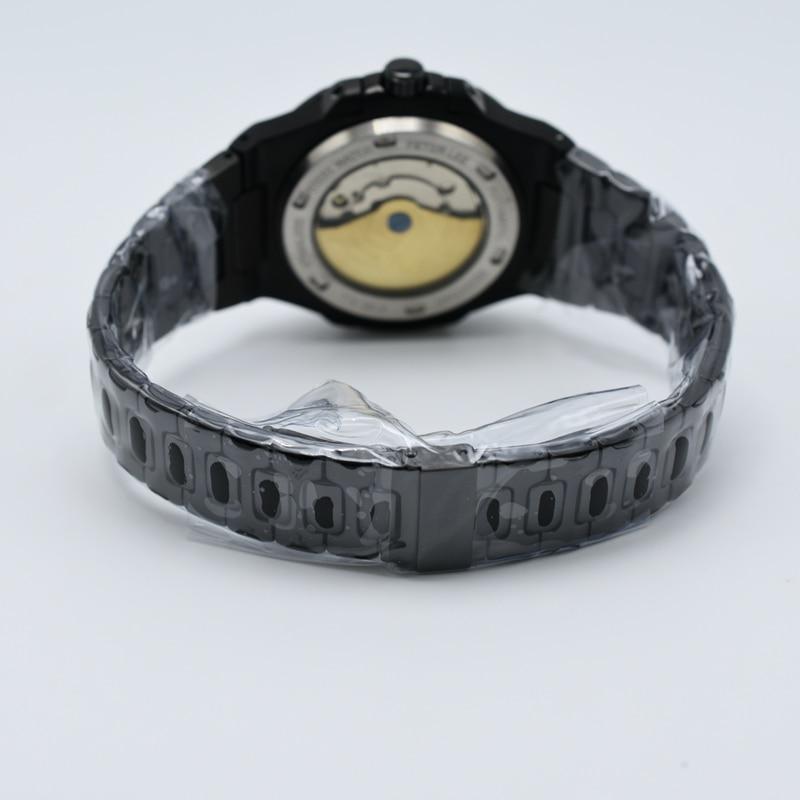 2017 PETER LEE marca superior de lujo automático mecánico hombres reloj de  cuero regalo impermeable reloj deportivo reloj de acero completo clásico  hombres ... e2a258b39853