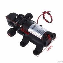 Dc 12V 70W 130PSI 6L/Min Water Hoge Druk Pompen Membraan Zelfaanzuigende Pomp S18 Groothandel & dropship