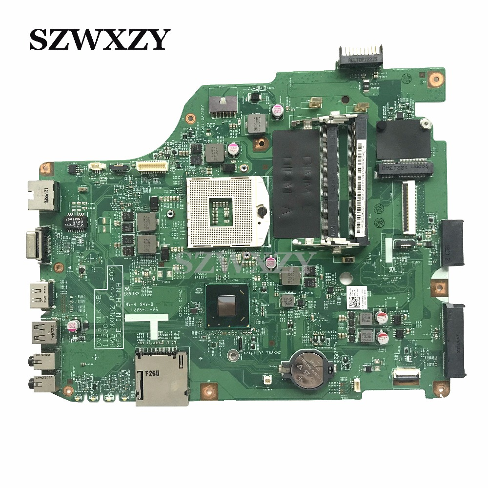 Genuine Quality For DELL 3520 Laptop Motherboard CN 0W8N9D 0W8N9D W8N9D DDR3 Full Tested-in Laptop Motherboard from Computer & Office    1