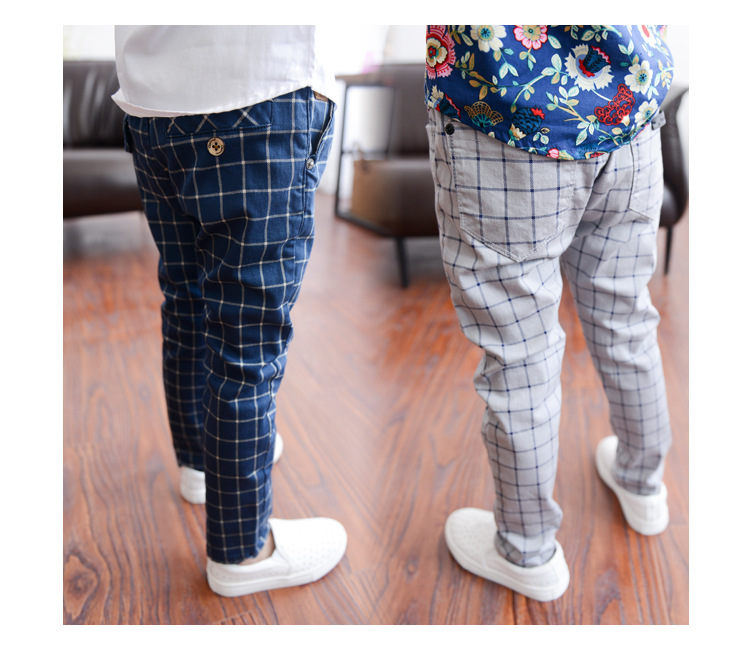 Popular Plaid Pants Kids-Buy Cheap Plaid Pants Kids lots from ...