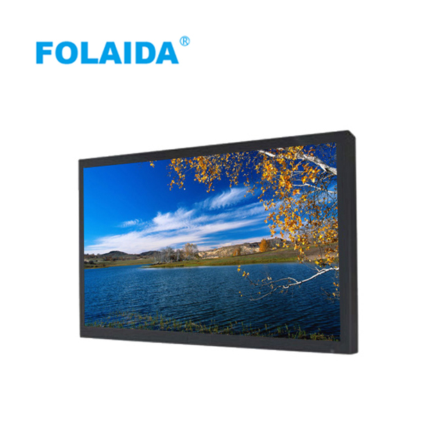 Folaida liquid crystal 42 49 55 65 84 inch LCD Monitor display with - multi screen display