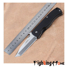 Free shipping, High Quality Folding Knife 7CR17MOV Camping Hunting Knife EDC tools Pocket Survival Knives