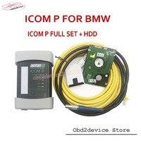 Звезда Diag ICOM P для автомобилей BMW сканер и инструмента диагностики с HDD программное обеспечение совместимо с ICOM следующий A2 преэ DHL корабль