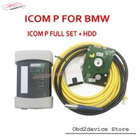 MB Star Diag ICOM P for BMW Car Scanner & Diagnostic Tool with HDD Software Compatible with ICOM NEXT A2 PREE DHL SHIP
