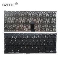Cezch Laptop Keyboard For Macbook A1369 A1466 A1405 13 3 CZ Keyboard 2011 2015 MD231 MD232