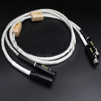 Hi End Odin Supreme Reference Audio XLR Interconnect Cable Hifi audio Balance Cable