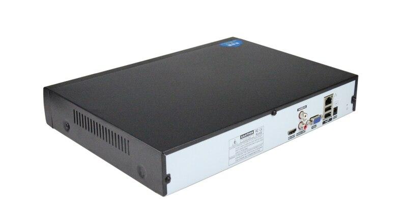 Controle remoto h.265 + hi3536c xmeye 8ch * 4 k/32ch * 5mp vigilância gravador de vídeo 32ch 32 canais 5mp ip onvif wifi cctv nvr - 2