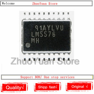 1 шт./лот LM5576 LM5576MH LM5576MHX TSSOP20 новая Оригинальная микросхема