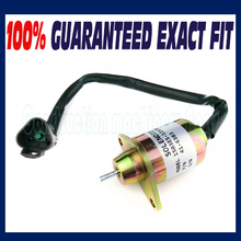 Shut Off Shutdown Stop solenoid for Yanmar 1503ES-12S5SUC11S SA-4920 SA-4564 SA-4817