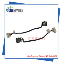 Free shipping New Laptop DC POWER JACK FOR DELL For INSPIRON 15 3541 3542 3543 14R 5421 3421 3437 DC IN CABLE 50.4XP06.011