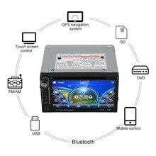 2017 Cimiva Coche Reproductor Multimedia Con Receptor de Radio Sistema de Navegación GPS Bluetooth TV Tuner USB Modo de Control de la Pantalla Táctil Nuevo