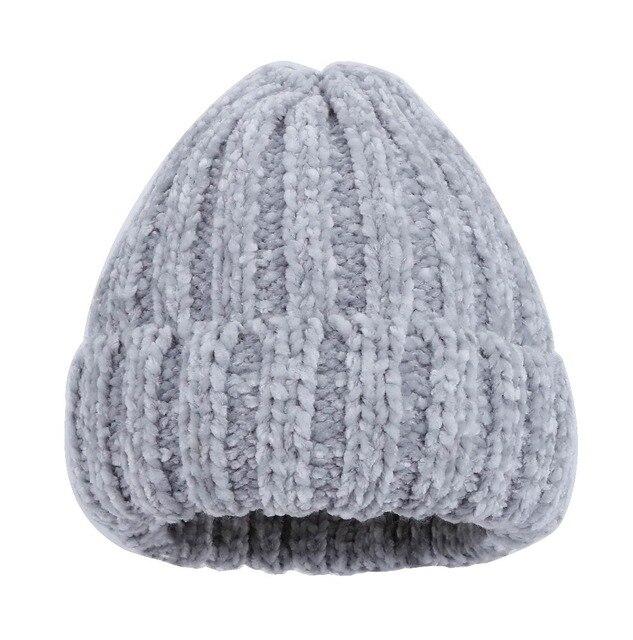 Donne di marca cappello di inverno beanie lavorato a maglia della  protezione della ragazza di strass b6a7af92a725