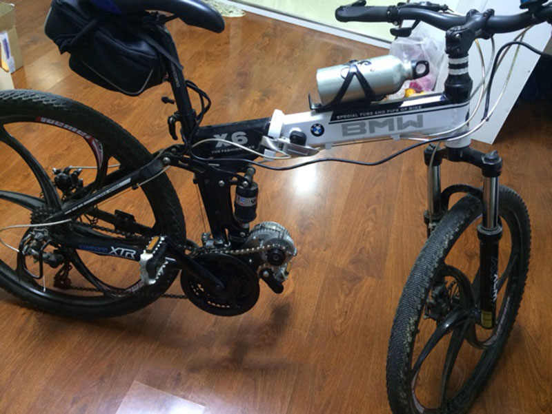 24 v 36 v 450 w חשמלי אופני אופניים מנוע המרת ערכת ebike מנוע מנוע ערכת עבור mtb אופני הרים כביש e-אופני