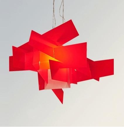 Luces Led Decoracion Big Bang Chandelier Lighting Fixture Art