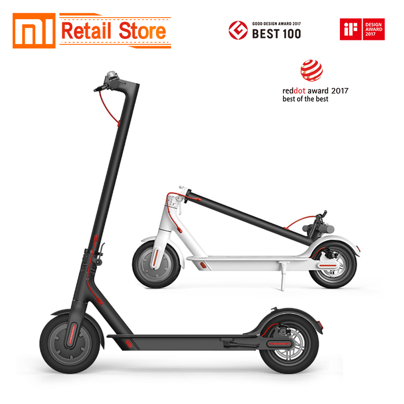 buy original xiaomi mi electric scooter. Black Bedroom Furniture Sets. Home Design Ideas