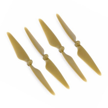 2 Pairs Original Hubsan H501S CW/CCW Propellers Blade RC Part for Hubsan H501C H501A H501M 501 RC Quadcopter RC Drone Parts&Acce аккумулятор hubsan h501s 25 для h501s
