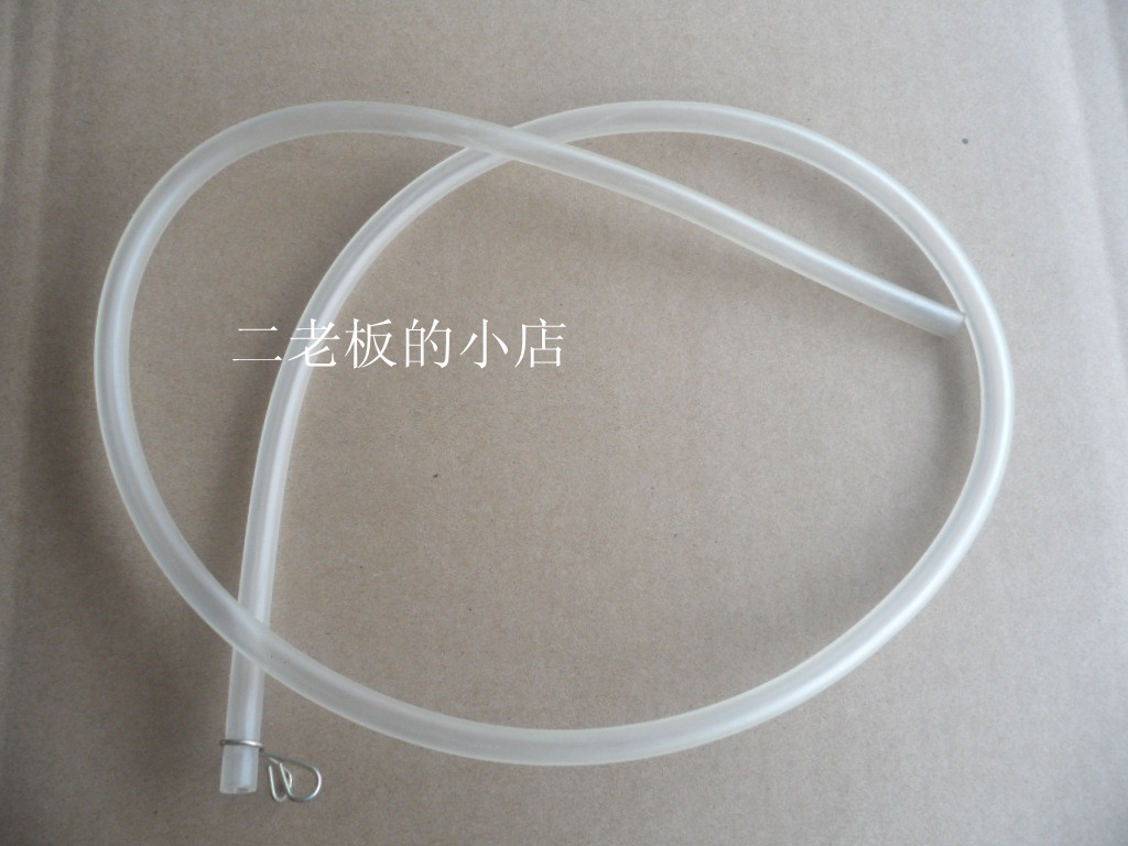 Washing machine accessories water level switch sensor pressure pipe gas pipe tube water level switch connecting tube washing machine xqg50 456 t456a drainage tube rubber tube connecting tube