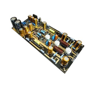 Image 4 - בריטניה ear834 MM RIAA Phono מגבר סטריאו amp DIY ערכת אודיו HiFi משלוח חינם D4 006