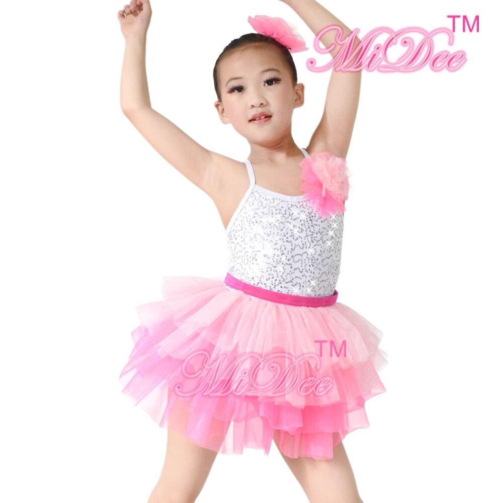 Sequin ballet tutu de danse dress lyrique robes ballet costume ballerines  de danse filles de danse costume vêtements dans de sur AliExpress.com  1e8484d4729