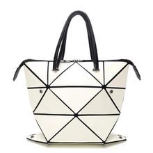 Multifunktions Variante Frauen BaoBao Tasche Geometrie Pailletten Spiegel Einfachen Klapp Bao Bao Taschen Damen Handtaschen Damen Casual totes