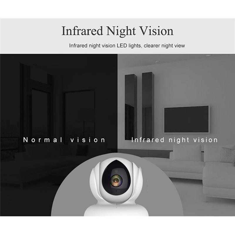 VStarcam C22S 1080P IP Camera Cam WiFi HD Infrared Night Vision Baby Monitor Video Security Surveillance Wireless Two Way Audio цена