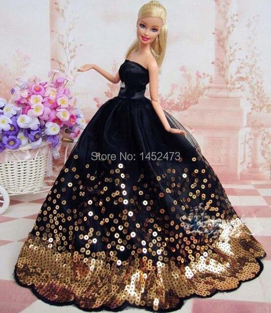 Puppe Kleider Display Abendkleid Prinzessin Weddig Kleid Kleidung ...