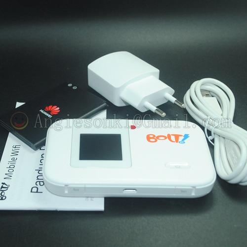 E5372 4G wifi routeur pour Huawei E5372s LTE TDD2300Mhz DC-HSPA + 900/2100 Mhz MiFi Modem