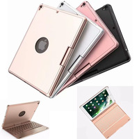 Backlit Light Wireless Bluetooth English Keyboard Case Cover New For iPad 9.7 2017 2018 For iPad 5 / 6 / Air / Air 2 / Pro 9.7