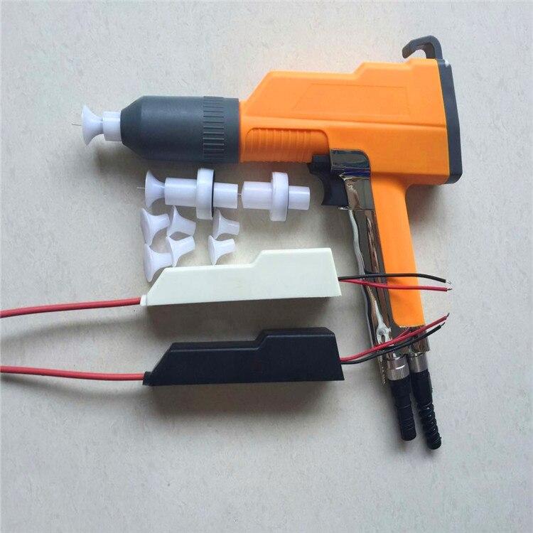 Inteligentny Uchwyt elektrody okrągły dla pistolet do lakierowania proszkowego UE77