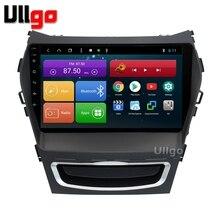 9 inch Octa Core Android 7.1 Car Head Unit for Hyundai iX45 Santa Fe 2013 2014 Car Stereo GPS with BT Radio RDS Mirror-link Wifi