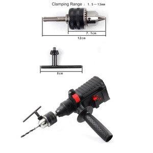 Image 5 - 1 ชิ้น 1.5 13 มิลลิเมตร Professional Key สว่านเจาะเปลี่ยนอะแดปเตอร์แปลง SDS Adapter รอบ /Shank