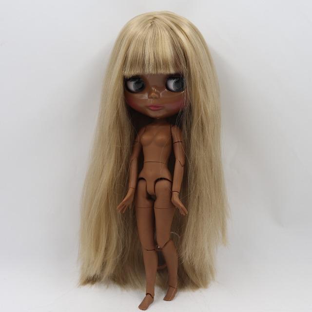 TBL Neo Blythe Doll yakasviba Goridhe Bvudzi rakasanganisa Muviri