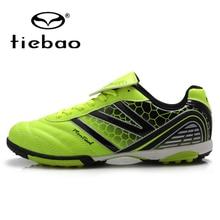 Tiebao Professional Outdoor Sport font b Soccer b font Shoes Men Women TF Turf Sole Football