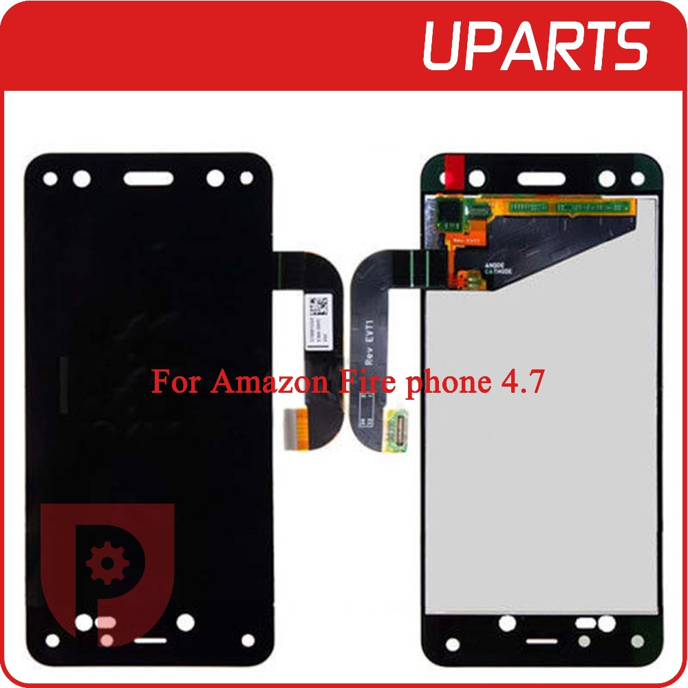 A+++ Brand New For Amazon Fire phone 4.7 LCD Display Touch Screen Assembly LCD Digitizer Glass Panel Replacement Free Shipping