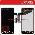 Um +++ brand new para amazon fire phone 4.7 display lcd touch screen assembléia lcd digitador de vidro do painel de reposição frete grátis