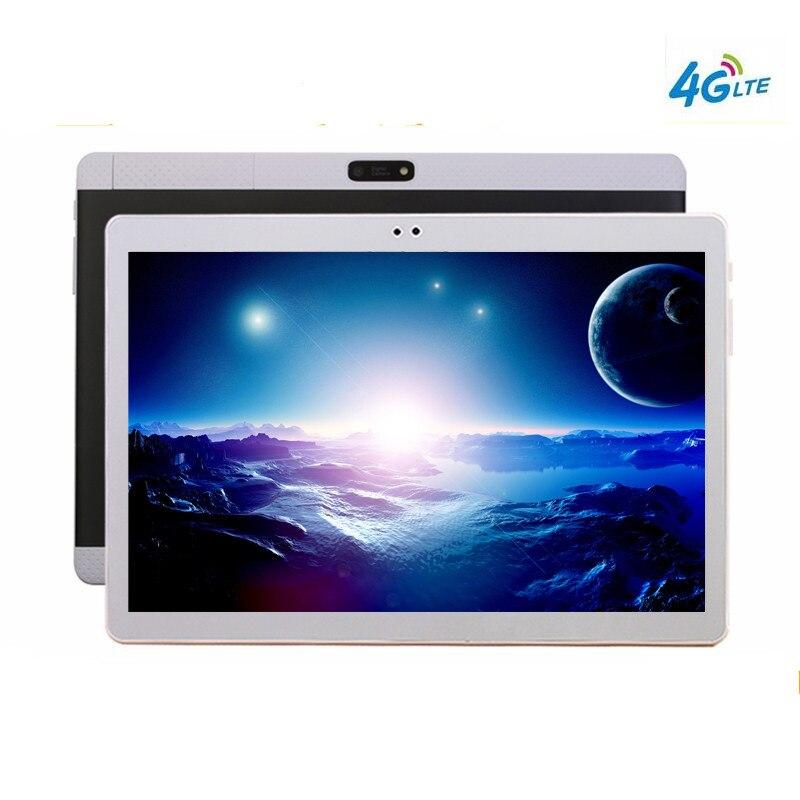 Оригинал 10,1 Планшеты Android 10 Core k99 двойной Камера Dual SIM Tablet PC 2560x1600 WI-FI OTG gps bluetooth телефон Встроенная память 128 ГБ