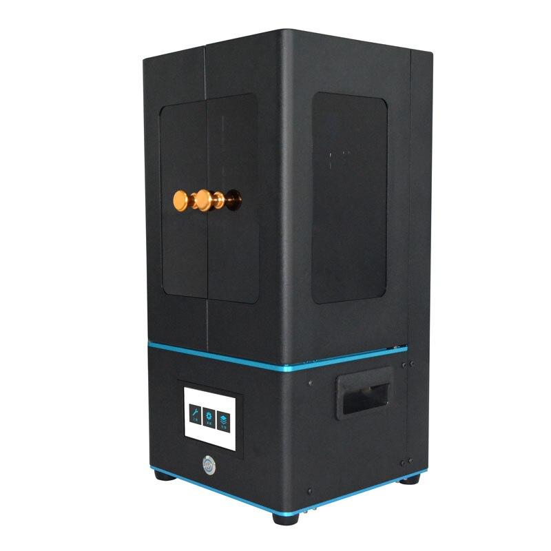 Tronxy ultrabot 3D imprimante Kit tactile LCD écran UV-LED ultime tranche vitesse grande taille bureau SLA 3d imprimante Uv résine 3D Drucker - 6