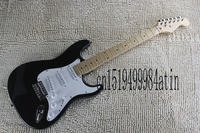 Top Quality electric guitar,New arrival Eric Clapton Signature BLACKIE ST/Strat/Stratocaster Electric Guitar