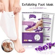 Foot Mask Exfoliating Renewal Pedicure Remove Dead Skin Heel Peeling Care Soft Tender